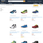 ASICS Gel Kayano 24 (Plus More Nimbus, Kayano, Gel Series and GT-Series Sports Shoes) $95 Delivered @ Sports 2018 Amazon AU