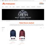 Halo Down Jacket $99 @ Macpac