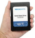 RECADATA 2.5 Inch SATA III 64G/128G/256G SSD Hard Disk from US $31.99 (AU $42.55 / $73.14 / $122.35) + Free Shipping @ Banggood