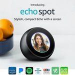 Amazon Echo Spot Smart Speaker $170.91 from Ozymart on eBay