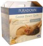 Puradown 4-Seasons Clip Together Quilt (80% White Goose Down, 20% Feather Quilt): Super King $392.44 + more @ dhimanvinod eBay
