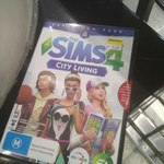 [NSW] The Sims 4 City Living DLC/Expansion (PC) $5 at Target Burwood