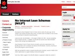 [LOW INCOME assistance] Borrow $1000 from the NAB interest free (No Interest Loan Schemes NILS®)