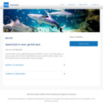 [Enrollments Reached] AmEx Statement Credits: Sea Life (Sydney, Melbourne and Sunshine Coast), Spend $100 or More Get $40
