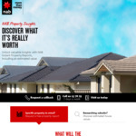 Free CoreLogic/NAB Home Appraisal Report