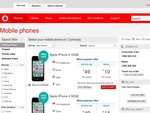 Vodafone 3 Months Free - HTC Legend, HTC Desire HD, HTC Trophy, Samsung Galaxy S (24Mth Contract)