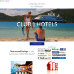 Free Club 1 Hotels Membership + 10% off Any eGift Card Purchase over $1,000 + Free Business Traveler Online Magazine