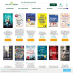 World of Books - Secondhand Books 10% Discount, Free Shipping to Australia