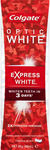 Colgate Optic White Express White Toothpaste 85g - Fresh Mint $1.49 (Save $8.46) Pick-up or in-Store Only @ BIG W