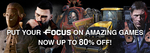 [PC, Steam] Games from Focus Home Interactive up to 80% off (e.g. The Surge 60% off, US $12, AU $16.44)