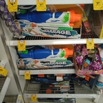 Nerf Barrage $12.50 and Nerf Modulus Recon II $10 @ Coles (Clearance)