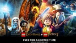 [Steam Keys] LEGO The Hobbit + LEGO Lord of The Rings FREE @ Humble Store
