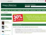 Angus & Robertson 35% Off Online