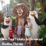 Win 2 Tickets to Universal Studios, Florida from Ickle Pickle's Life & Travels [Tickets Only, No Travel]