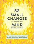 [eBook] 52 Small Changes for The Mind $0.94 @ Amazon AU, $0.99 @ iTunes, $1.09 @ Google Play (Was $17.59) or @ Kobo