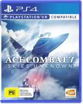 [PS4, XB1] Ace Combat 7: Skies Unknown $69 Delivered @ Amazon AU