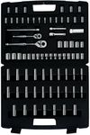 Stanley Socket Set - 1/4 Inch And 3/8 Inch Drive, Metric/Imperial, 75 Piece $50 @ Supercheap Auto
