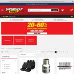 20-60% off Everything Storewide @ Supercheap Auto