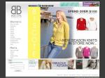 BISCOTE - Free top and postage on any order over $100