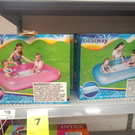 Bestway Portable Pool $7 (Was $19) @ BIG W (In-Store Only)