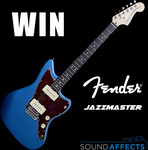 Win a Fender American Performer Jazzmaster Guitar Worth $1,945 from Sound Affects