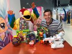 Win Andy's Toy Grab Prize Pack Worth $198 from Kids WB