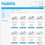 25% off Bianchi Bikes @ Pushys