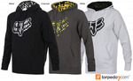 FOX Electric Head Pullover Hoodie $34.99 from Torpedo 7