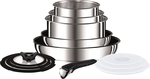 Tefal Ingenio Stainless Steel 13 Piece Cookware Set $149.99 Delivered @ House