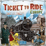 Ticket to Ride (Europe $40.47, Germany $42.97), Azul $35.47, Splendor $28.97 & More @ EB Games