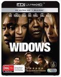 Widows 4K $7.98 + $1.69 Delivery @ JB Hi-Fi