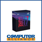 Intel Core i7 9700K 8 Core CPU $588.05 + Delivery (Free with eBay Plus) @ Computer Alliance eBay