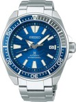 Seiko Samurai Save The Ocean Great White 2019 $499, Save The Ocean Blue Whale 2018 $399 & Blue Samurai $339 Delivered @ Starbuy