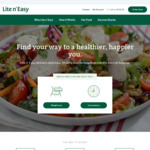 15% off Your Next Delivery @ Lite N' Easy