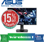 [eBay Plus] ASUS VG279Q 27in 144hz Full HD 1ms FreeSync IPS Monitor $424.15 Delivered @ Wireless 1 eBay