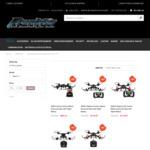 Up to 70% off Refurbished Drones (ZERO-X Nova $84.16, ZERO-X Rapture HD $119.87) @ Frankies Auto Electrics