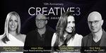 [QLD] Creative3 Awards Ticket Free (Was $30-$99) @ Eventbrite