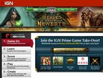 Heroes of Newerth - Free In-Game Gold & Silver + Limited Edition Alt Avatar