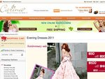 $50 Off $200 on Evening Dresses + Free Shipping Site Wide