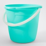 10.5 Litre Bucket $1 (Was $3), Mop Bucket $2 (Was $5) @ Target