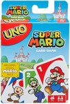 ½ Price UNO Card Games $5 Each (Emoji, Uno-Corns, Super Mario & Mickey Mouse) @ Big W