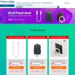 Universal Metal Finger Ring Phone Holder, Lightning to 3.5mm Headphone Jack -  $0.01 US ($0.01 AU) Each Delivered @ Chinavasion