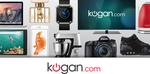 "Kogan Smart HDR 4K LED Android TV - 50"" for $459 / 55"" for $529 + Free Delivery"