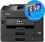 Brother MFC-J5730DW A3 Inkjet Printer $228 ($50 Cashback Via Redemption) + Free Delivery @ Amazon AU