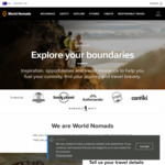 10% off Travel Insurance @ World Nomads