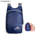 20L Lightweight Packable Backpack Just 85 Grams Foldable Ultralight Light Blue Colour AU $3.82 (Inc Gst) Delivered @ AliExpress