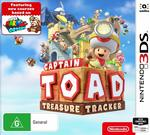 [3DS] Captain Toad: Treasure Tracker $20.96 + Delivery (Free with Prime or $39 Spend) @ Amazon AU