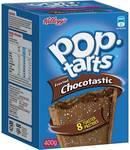 Kellogg's Pop-Tarts Chocotastic Toaster Pastries 8 Pack $2.50 @ Woolworths