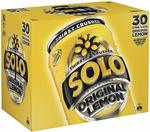 30x 375ml Solo or Sunkist Soft Drink Cans $13.13 + Delivery ($0 with Prime/ $39 Spend) @ Amazon AU