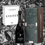 Win a Bollinger X James Bond Prize Pack Worth Over $400 from Kent Street Cellars
